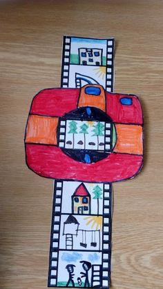 Tvoříme s dětmi  ☺: Vzpomínka na prázdniny