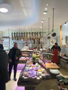 "See 12 photos from 70 visitors about foie gras, viande, and boucherie. ""from nymag: Butcher Hugo Desnoyer supplies top restos in Paris w the best. Paris Bucket List, City Lights, Four Square, Explore, Food, Ile De France, Meals, Yemek, Eten"
