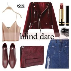 """Yoins"" by dora04 ❤ liked on Polyvore featuring NYX, Gucci, yoins, yoinscollection and loveyoins"