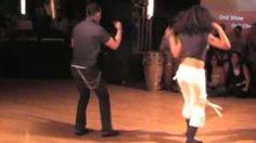 Salsa performance Salsa Heat social ~ Ataca y La Alemana