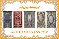 About Our Custom French Panel Collection