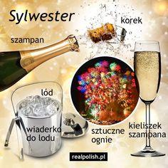 Polish vocabulary - New year's eve