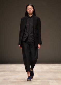 #JNBY #Womenswear #AW2016 #runwaylook