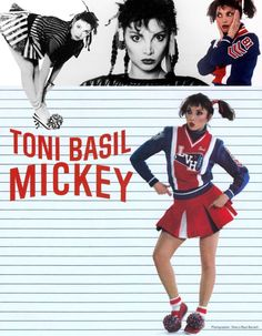 "Tony Basil ""Mickey"" (1982) My 45 of this had a skip in it and we would laugh and keep dancing"