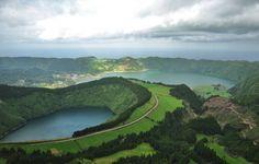 Lagoa de Santiago, São Miguel, Azores