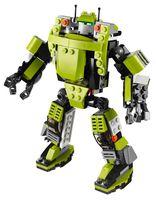 Foto: Lego Creator 31007 Power Robot