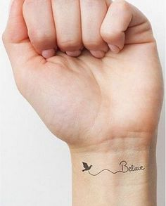 Image result for mini faith tattoo