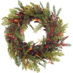 southwest christmas decorating ideas pinned this southwest holiday wreath from the - Southwest Christmas Decorations