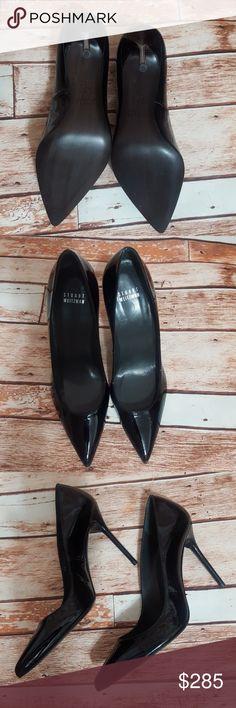 Stuart Weitzman Black Patent Leather Pumps Stuart Weitzman Black Patent Leather Pumps. Brand New Without Box. Stuart Weitzman Shoes Heels