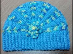 Háčkovaná dievčenská čiapka Eliotka, Crochet girl's hat Eliotka - YouTube Crochet Girls, Crochet Hats, Baby Lux, Girl With Hat, Rainbow, Make It Yourself, Handmade, Youtube, Fashion