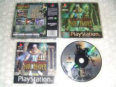 LEGACY OF KAIN SOUL REAVER - PS1 ps2 ps3 playstation - ITA - cover 3D olografica in Videogiochi e console, Giochi | eBay