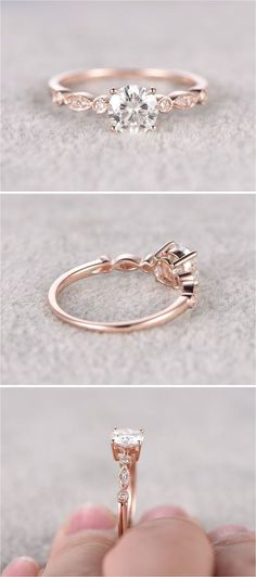 Minimalist Engagement Ring (13)