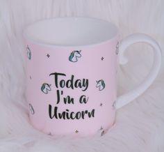 Today I'm a Unicorn pink mug. Order your custom mug at Boardman Printing. Visit www.facebook.com/boardmanprinting for additional information.