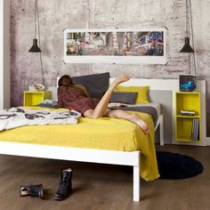 isa MO - Chambre d'ado studio / Teen's room in studio atmosphere