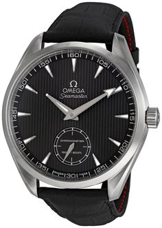 Omega men watches : Omega Men's 231.13.49.10.06.001 Aqua Terra Grey Dial Watch