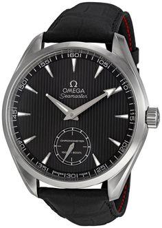 Omega men watches : Omega Men's 231.13.49.10.06.001 Aqua Terra Grey Dial Watch