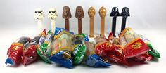 Star Wars Lot of 19 Pez Dispensers 11 Sealed Yoda Darth Vader C3PO Chewbacca #Pez