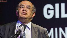 Faíscas nas oficinas do poder   Gilmar Mendes diz que não há crise, só atrito entre STF e Congresso