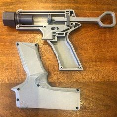 Haven't made a post for a while. We've been making some updates to our  printer and nozzles and are rearing to get to work! This high-powered Nerf  gun is a ...
