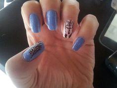 Nails dream catcher