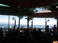 Gar Woods Grill & Pier in Carnelian Bay, CA