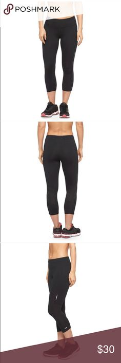 NWT C9 Champion Premium Run Capri in XXL The C9 Champion® Women's Premium Run Capri is made with stretch fabric that moves with you for a fit that hugs from your hips down your legs to your calf. Wicking fabric and strategically placed mesh keep you cool and a wide drawstring waist with a back zipper pocket ensure a stress-free run. Sizing: Women Material: 88 %: Polyester, 12 %: Spandex, Garment Length: Capri Tight to the Leg. These are Targets overstock and are new without tags but retail…