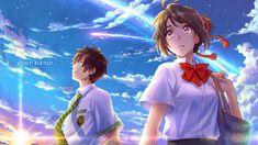 Kimi no Na wa. (Your Name.) Music OST and OP - Beautiful & Emotional Ani...