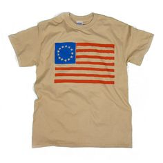 American Victory Betsy Ross Tee American Victory Graphic Tee - 1