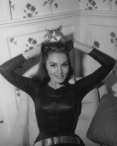 Julie Newmar, the only Catwoman