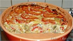 A mixture of food, sweets, feelings and thoughts Erika, Quiche, Breakfast, Morning Coffee, Quiches, Custard Tart