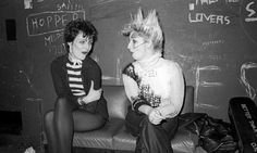 Interesting article, would have loved to check this place out! Frank Cottrell Boyce on Eric's - The Musical and the early days of punk in Liverpool