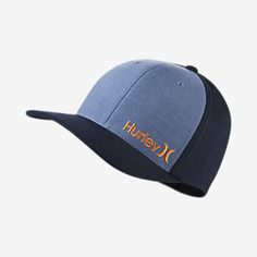 0fca630575a6e Hurley Corp Textures 2.0 Men s Fitted Hat. Nike.com Hurley