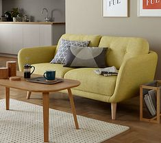 Top 10: contemporary sofas for small spaces • Colourful Beautiful Things