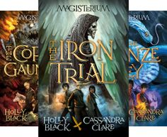 Magisterium Series (4 Book Series) by Holly Black Cassandra Clare