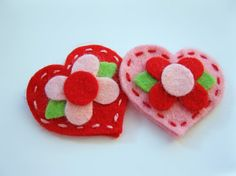 felt valentine