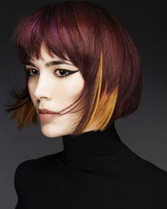 英國 Ken Picton Salon 創意總監 - Ken Picton - 趨勢髮型 - 線上訊息 - 髮型文化雜誌