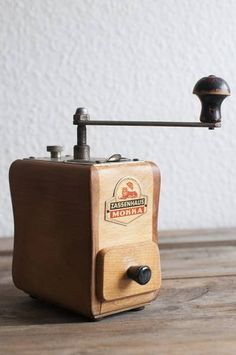 Zassenhaus coffee mill 1950s