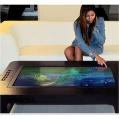 Interactive Multi Touch Table by Mizayo