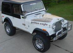 Golden Eagle Jeep CJ
