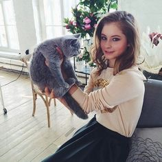 elle girl russia yulia lipnitskaya - Google Search
