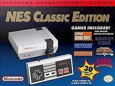 Find great deals for Nintendo Entertainment System: NES Classic Edition. Shop with confidence on eBay!