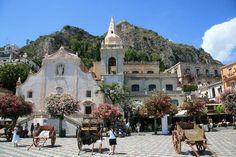 This photo of Taormina is courtesy of TripAdvisor