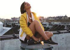 #reebok  Alicia Keys X Reebok