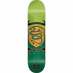 "Blind Skateboards Cody McEntire Badge Skateboard Deck – 8″ x 31.7″: Deck Size: 8"" width x 31.7"" length Blind Skateboards Badge Deck is…"