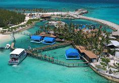 Nassau Caribbean Cruise Excursions Blue Lagoon Island Beach Day and Lunch   Caribbean Shore Trips   Caribbean Blue Lagoon