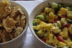 Labor Day Fruit Salsa Recipe on Yummly. @yummly #recipe