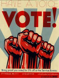 VOTING POSTER - Google Search