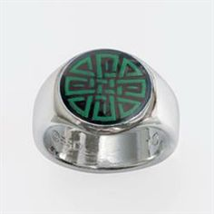 The Rhodium Plated Purity Celtic Ring rings Celtic Rings, Celtic Symbols, Inspirational Gifts, Jewelry Rings, Gemstone Rings, Rings For Men, Christian, Fancy, Gemstones