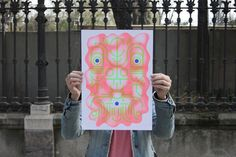 Three Times a Layer | Barba Silkscreen Atelier