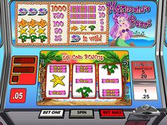 Mermaids Pearl slots machine